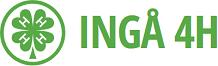 Ingå 4h logo